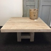 salontafel eiken whitewash